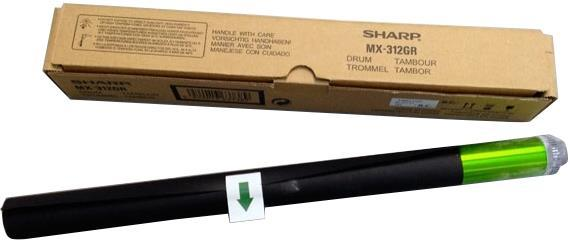 Drum SHARP MX312GR Black - 100.000 σελ.